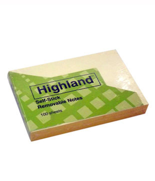 3M Highland Self Stick 2x3 inch
