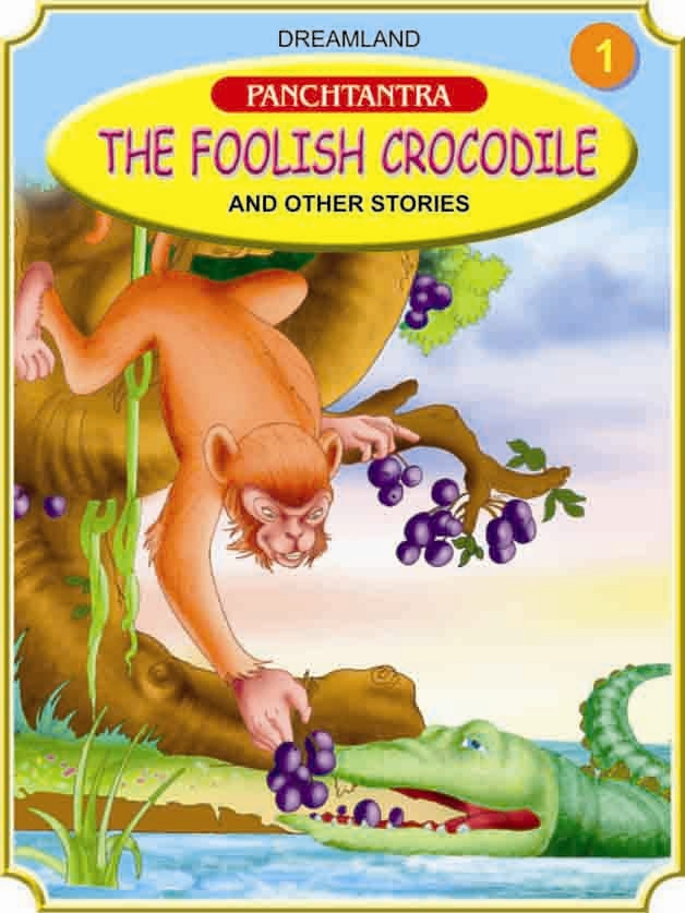 01. the foolish crocodile