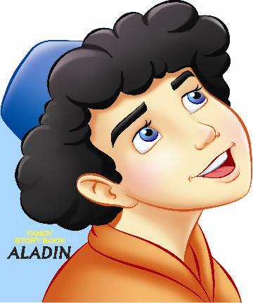 07. fancy story board - aladin