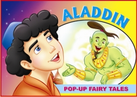 07. pop-up fairy tales - aladdin