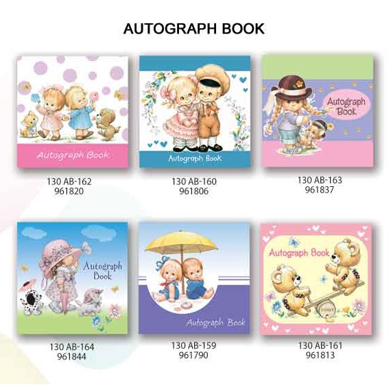 archies autograph book ab 159 sb2475 rs123 50 online