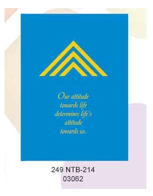 Archies Notebook NTB-214