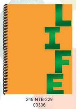 Archies Notebook NTB-229