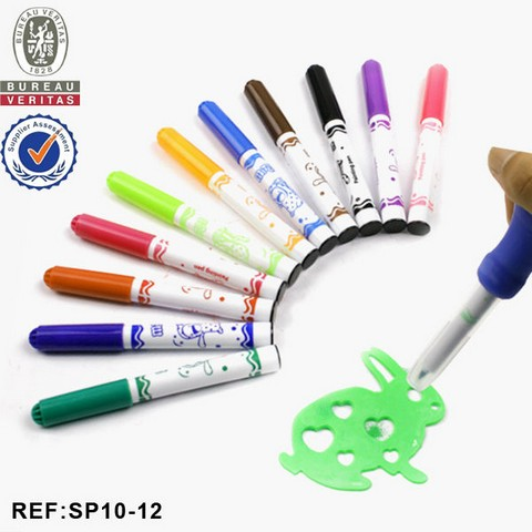 Blow n Spray Color Pens
