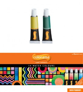 Colorama Water color tube 14