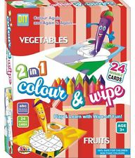 Ekta Color n Wipe - Vegetables