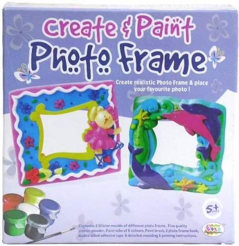 Ekta Create Paint Photo Frame
