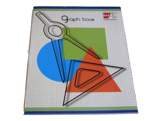 Bilt 64 Graph Book