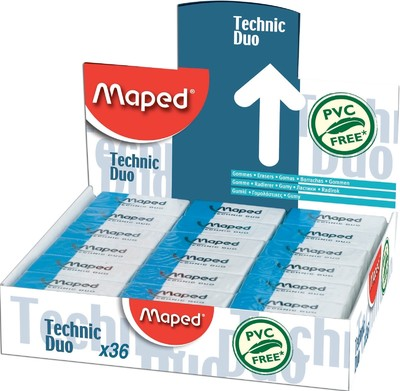 Maped Technic Duo Ink Eraser
