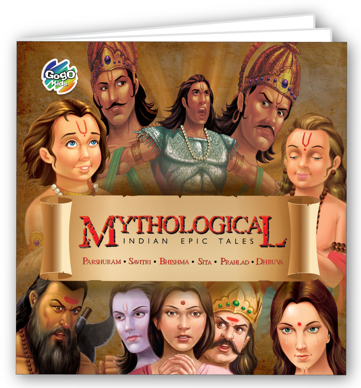 Gogo Kids Mythological Stories