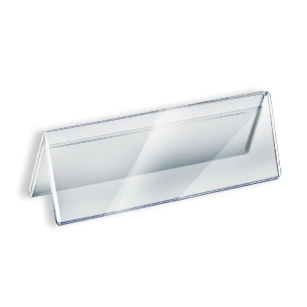 Desk Name Plate Holder