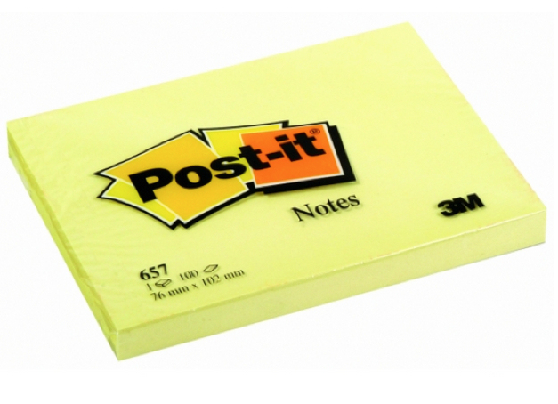 3M Post-It Notes 3x4