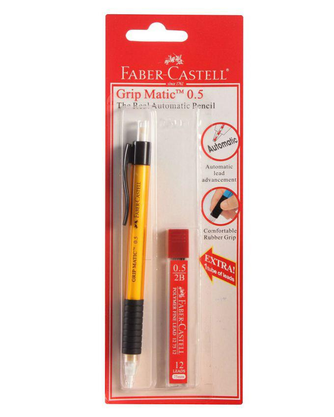 Faber Castell Grip Matic Auto Pencil 0.5 mm