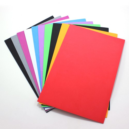 Foam Sheet Mutli Color