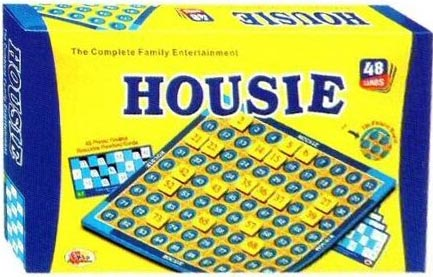 Housie Deluxe Board Game