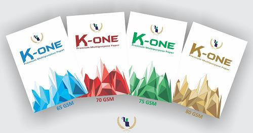 K-one Copier paper A4 65 gsm 500 sheets