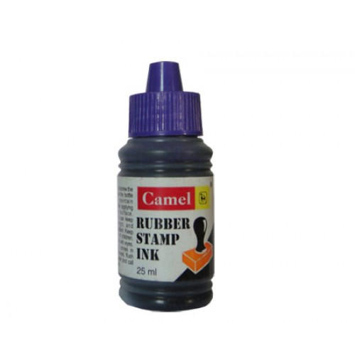 Rubber Stamp pad Refill ink 25ml