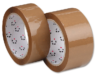 Brown Tape 2 in (48mm)